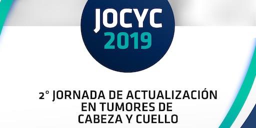 2º Jornada de Actualización en Tumores de Cabeza y Cuello