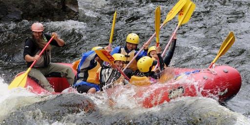 Weekend Trip: Rapid IV Rafting, Adventure Park & 2 Nights Stay + Transport