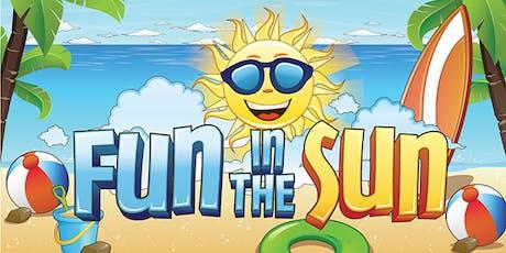 Sun & Water Safety Splash Day tickets