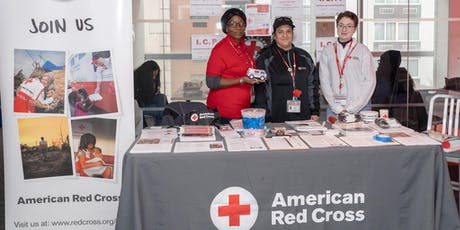 American Red Cross of Greater NY- Orientation Session tickets