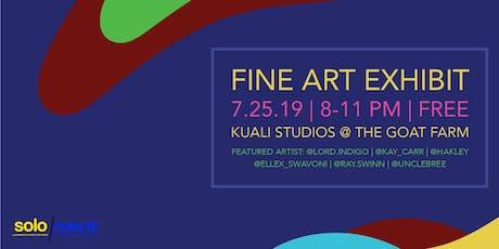 Age of Aquarius fine art exhibit tickets