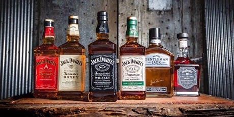Jack Daniel's Tennessee Whiskey Tasting tickets