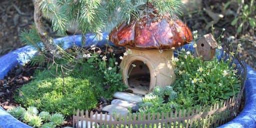 Fairy Gardening 101 with Christine