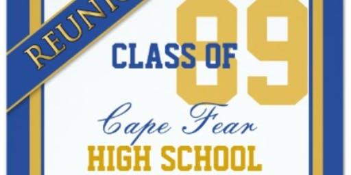 Cape Fear Class of 1989 30th Reunion