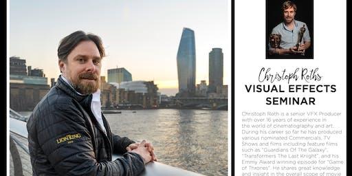 VFX Seminar with Christoph Roth