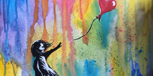 Paint Street Art! Ealing, Saturday 21 September