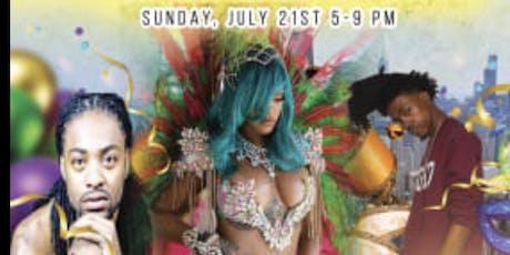 #CarnivalPopUpShop Pt 2 tickets