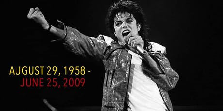 Michael Jackson Tribute Jam @ De Cactus tickets