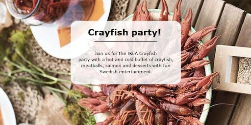 IKEA Crayfish Party 2019