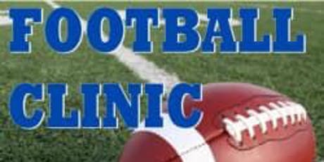 Watertown Giants Football Clinic tickets