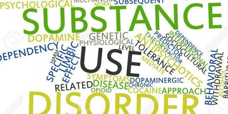 "SUBSTANCE USE DISORDERS WITH ""ELENA NEWMAN"" tickets"
