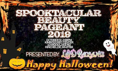 Spooktacular Beauty Pageant 2019 tickets