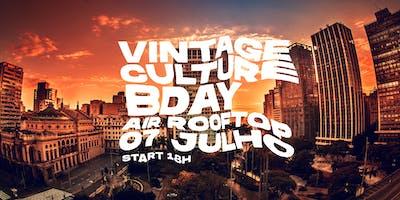 Vintage Culture Bday _ Air Rooftop
