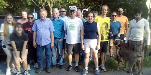 Walking Group: 6:40PM Mondays
