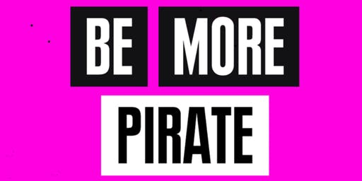 Be More Pirate Late Summer Party