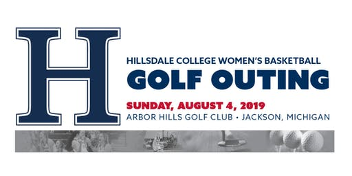 Hillsdale College Women's Basketball Golf Outing