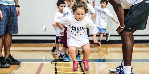 PERSEVERANCE BASKETBALL – LITTLE HOOPSTERS (AGES 3-5)