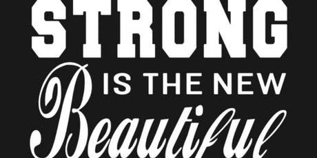 Strong Is The New Beautiful Dinner  tickets