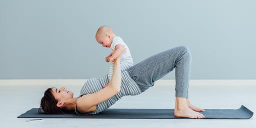 FREE Demo Baby and Mommy Pilates