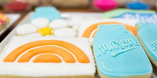 Cooking Class: Cookies + Decorating