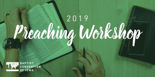 Preaching Workshop with Noah Oldham