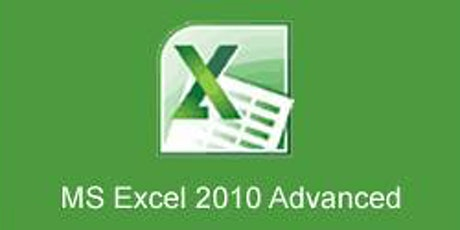 Microsoft Excel 2010 Advanced (ONLINE COURSE) tickets