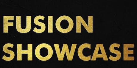 FUSIONSHOWCASE AWARDS 2019 tickets