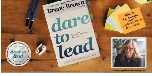 Dare to Lead™ 2-Day Workshop, New Delhi, India Aug. 24-25, 2019