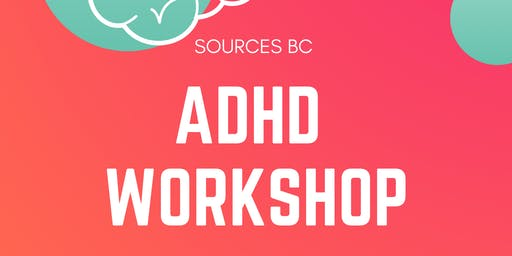 ADHD WORKSHOP FOR PARENTS AND PROFESSIONALS