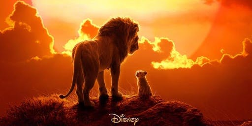 Volunteer at Movie Day 8/4: The Lion King