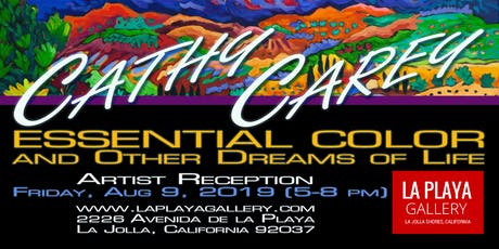 New Solo Exhibition w/Cathy Carey! tickets