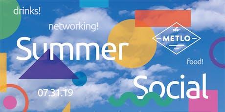 SEGD Denver Summer Social tickets