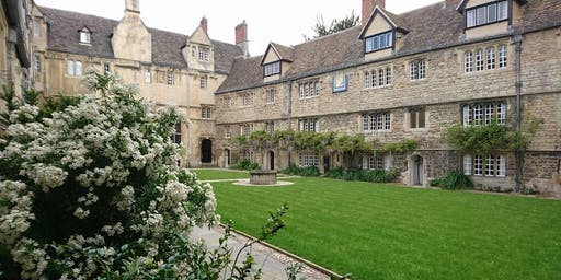 EDUCATIONAL EXPERIENCE HELD AT UNIVERSITY OF OXFORD, ST EDMUND HALL