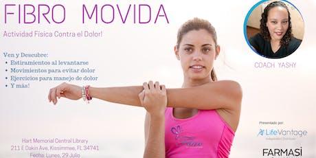 GRATIS! FIBRO MOVIDA - ACTIVIDAD FISICA CONTRA EL DOLOR tickets