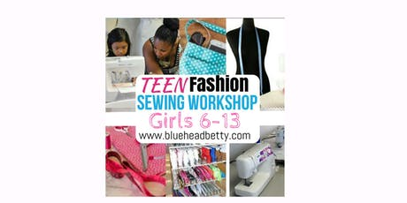 Detroit Teens Beginner Sewing Workshop tickets