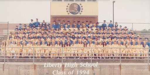 Liberty High Class of 94 - 25th Class Reunion
