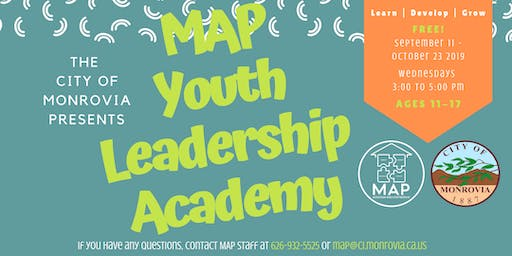 MAP Youth Leadership Academy