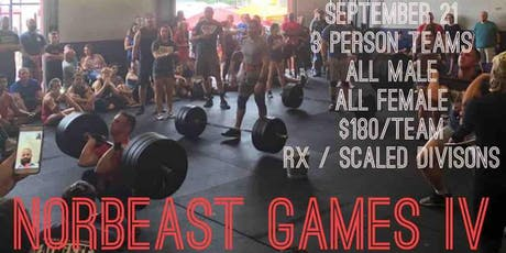 NorBeast Games IV tickets