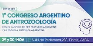 1º Congreso Argentino de Antrozoología