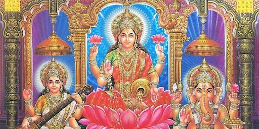Deeper Side of Deities Workshop (Yoga)
