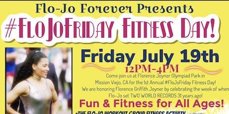 Flo-Jo Forever Fitness Friday tickets