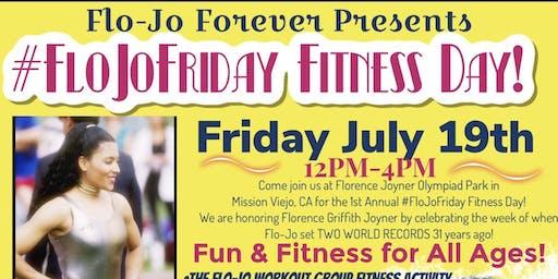 Flo-Jo Forever Fitness Friday