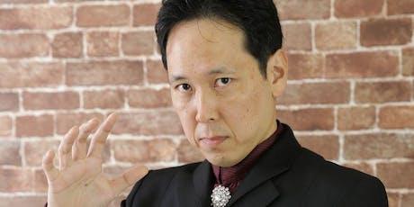 Takamitsu Usui & Joe Givan  The World's Best Magician from Japan & Colorado's top Magician share the bill tickets