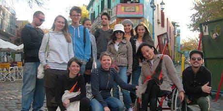 City Tour La Boca  entradas