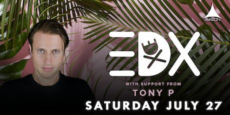 Avalon Presents: EDX tickets