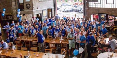2019 Big Blue Pub Crawl tickets