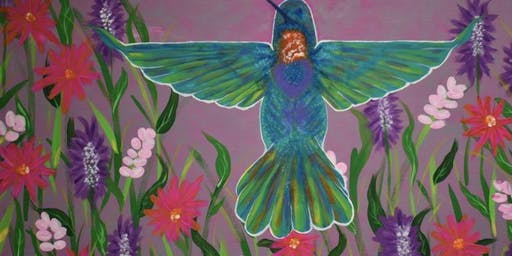 Humming: A Guided Meditation with the Hummingbird Minister