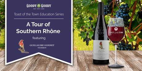 A Tour of Southern Rhône feat. Guillaume Gonnet tickets