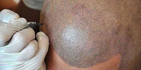 Scalp Micro-Pigmentation 101 - LEARN AN EXCITING NEW CAREER tickets