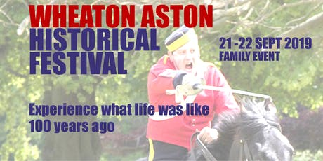 Wheaton Aston Historical Festival tickets